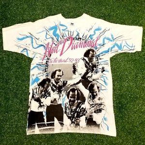 Vintage 1992 Neil Diamond Tour Tee